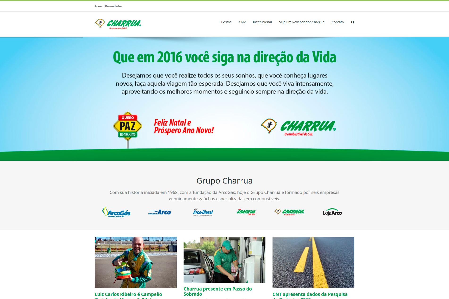 Site - CHARRUA