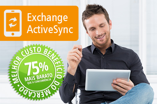 Exchange com ActiveSync